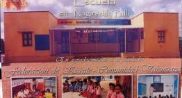 Nuestra escuela en la India