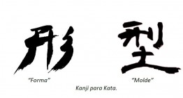 Kata, tradicional o deportiva
