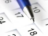 Calendario de Karate Actualizado