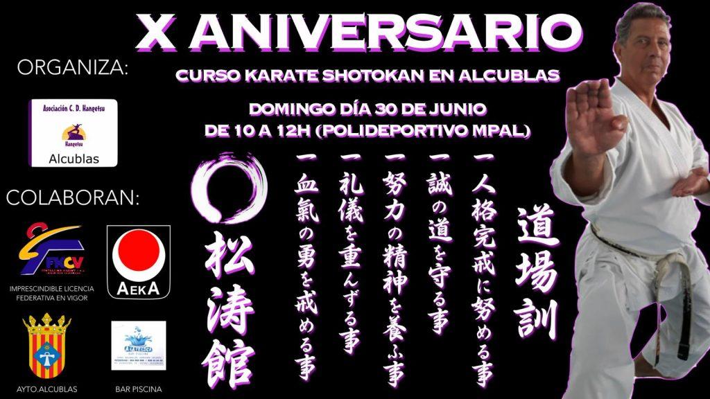 Curso Karate Shotokan