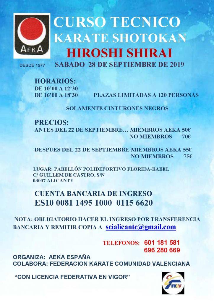 Curso Técnico Hiroshi Shirai