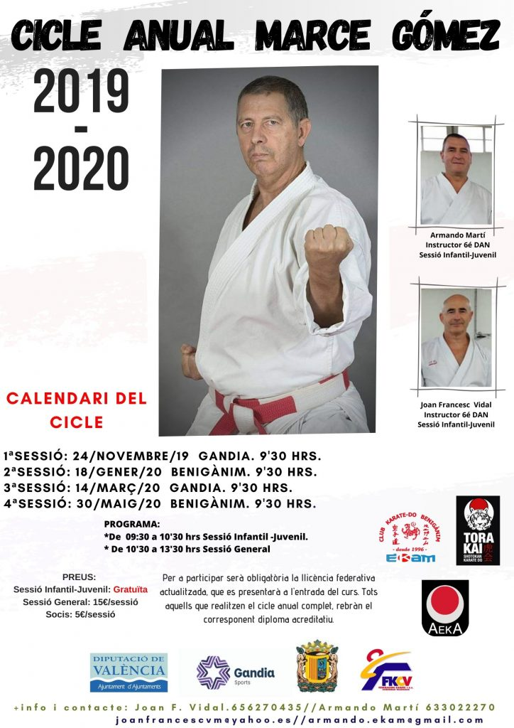 Cicle Marce 2019/20