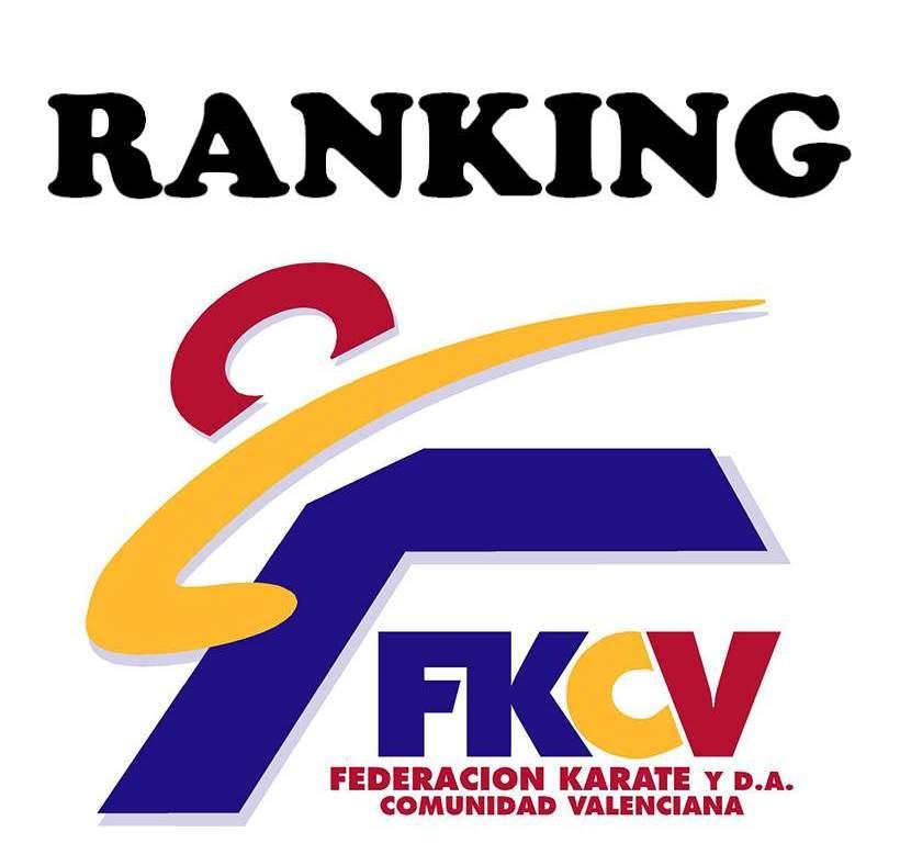 RANKING FKCV 2019