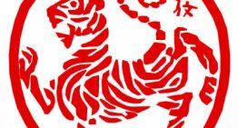 El tigre de Shotokan.
