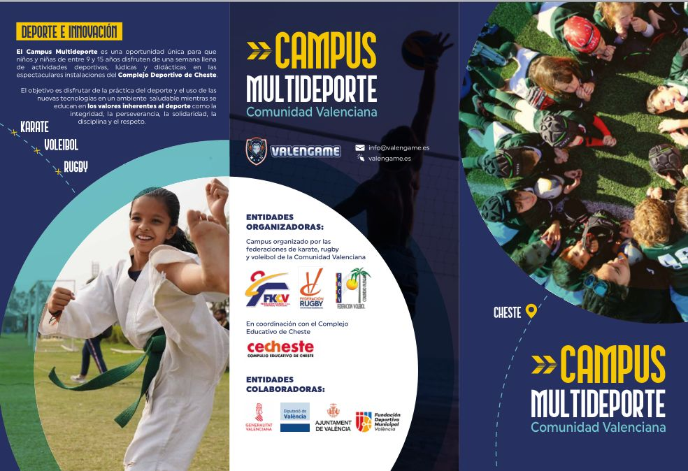 Campus Multideporte 2020