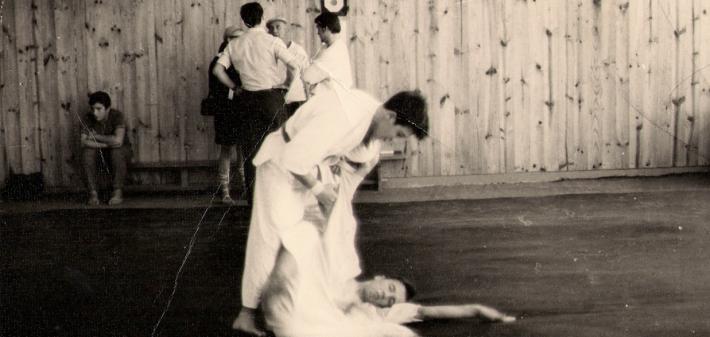Mis Vivencias en el karate levantino y español